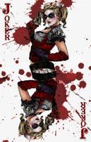 Harley Quinn by fresco-child