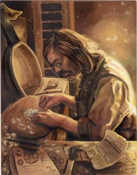 Der Lautenmacher by fresco-child