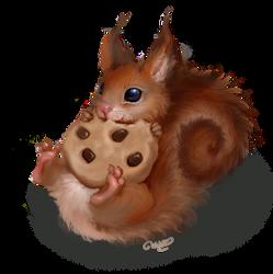 Cookie! by uildrim
