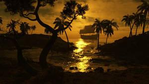 Palm Beach by 5p34k