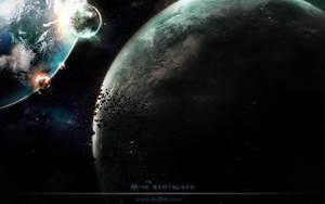 Planet BQ by 5p34k