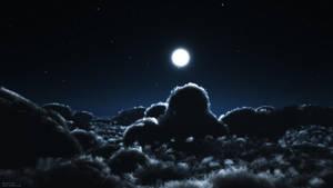 Night Sky by 5p34k
