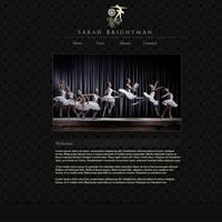 Ballet Portfolio v2 by 5p34k
