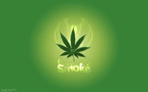 Weed - Free PSD by 5p34k