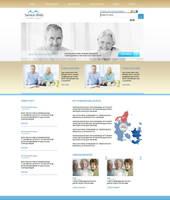 SeniorWeb - Free PSD by 5p34k
