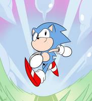 Sonic. by JustinDurden