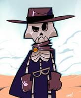 Unnamed Skeleton. by JustinDurden