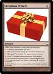 Christmas Present by theUNDEADSHARK