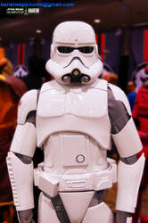 Star Wars Celebration - McQuarrie Stormtrooper by JimCorrigan