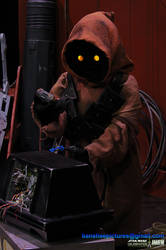Star Wars Celebration - Jawas at work 04 by JimCorrigan