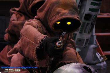 Star Wars Celebration - Jawas at work 06 by JimCorrigan