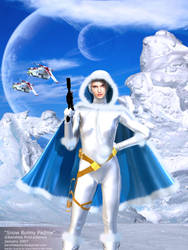Snow Bunny Padme by JimCorrigan