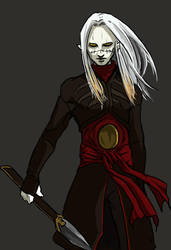 Prince Nuada By Goccho On Deviantart