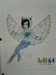Galaxie The Fairy by LuigiHorror64