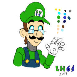 Digital LH64 by LuigiHorror64