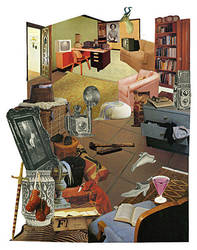 The Mess, 2004 by ObjetTrouve