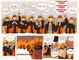 Naruto: aborted ideas pt.3 by archvermin