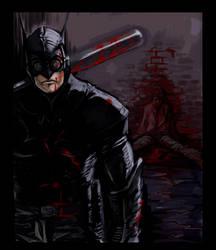 'Bat'man by archvermin