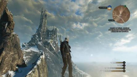 Geralt...Witcher 3 by jbtigre