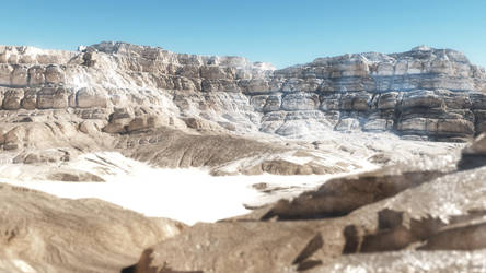 Miniature Mesa by ExtremeProjects