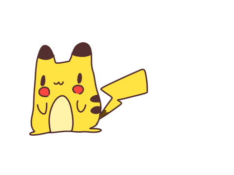 Pika-Choo by Lilkittins