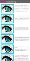 SAI: Coloring Eyes by Sireinita