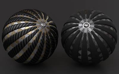 Armoured Ball VII by Dracu-Teufel666