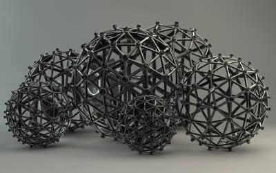 Armoured Glass Balls XI by Dracu-Teufel666