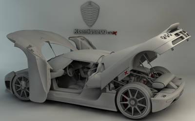 Koenigsegg CCX by Dracu-Teufel666