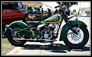 1938 KIWI Indian by StallionDesigns