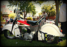 Indian Chief sm. by StallionDesigns