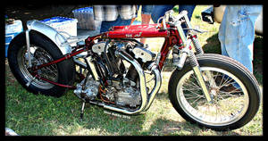 THE JAP Drag Bike by StallionDesigns