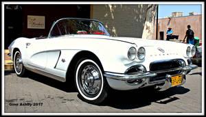 1962 Corvette by StallionDesigns