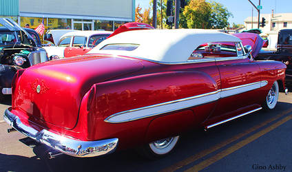 1954 Chevy Lead sled by StallionDesigns