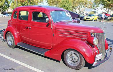 1936 Ford Sedan by StallionDesigns