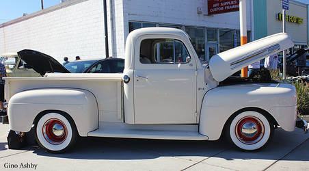 Slick Ford Pickup by StallionDesigns