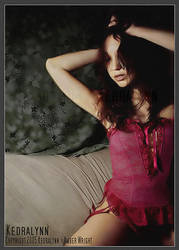Playful Lace by kedralynn