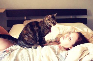 Well Hello Kitty by kedralynn
