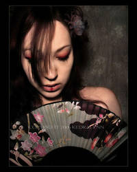 Geisha - the Artist by kedralynn