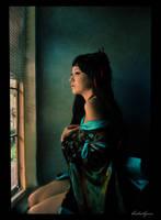 Jade - Waiting by kedralynn