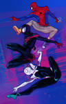 Into The Spider-verse by deu-O