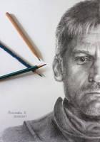 Jaime Lannister by Astartte