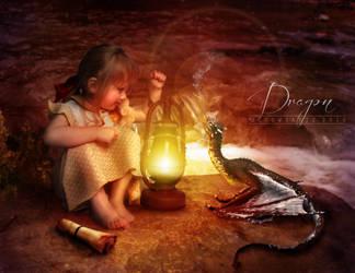 Dragon by Jcdow3Arts