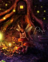 Pixie by Jcdow3Arts