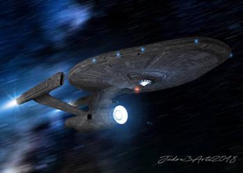 Trek by Jcdow3Arts