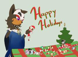 Secret Santa: Festive Voodoo by WitherRels