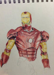 ironman by astee