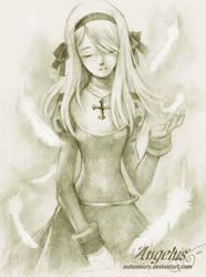 Angelus Chant: Ragnarok Online by autumncry
