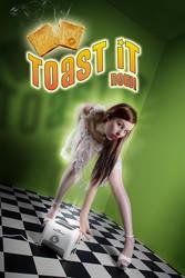 toast it by 20x
