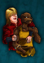 Friendship by sirarles
